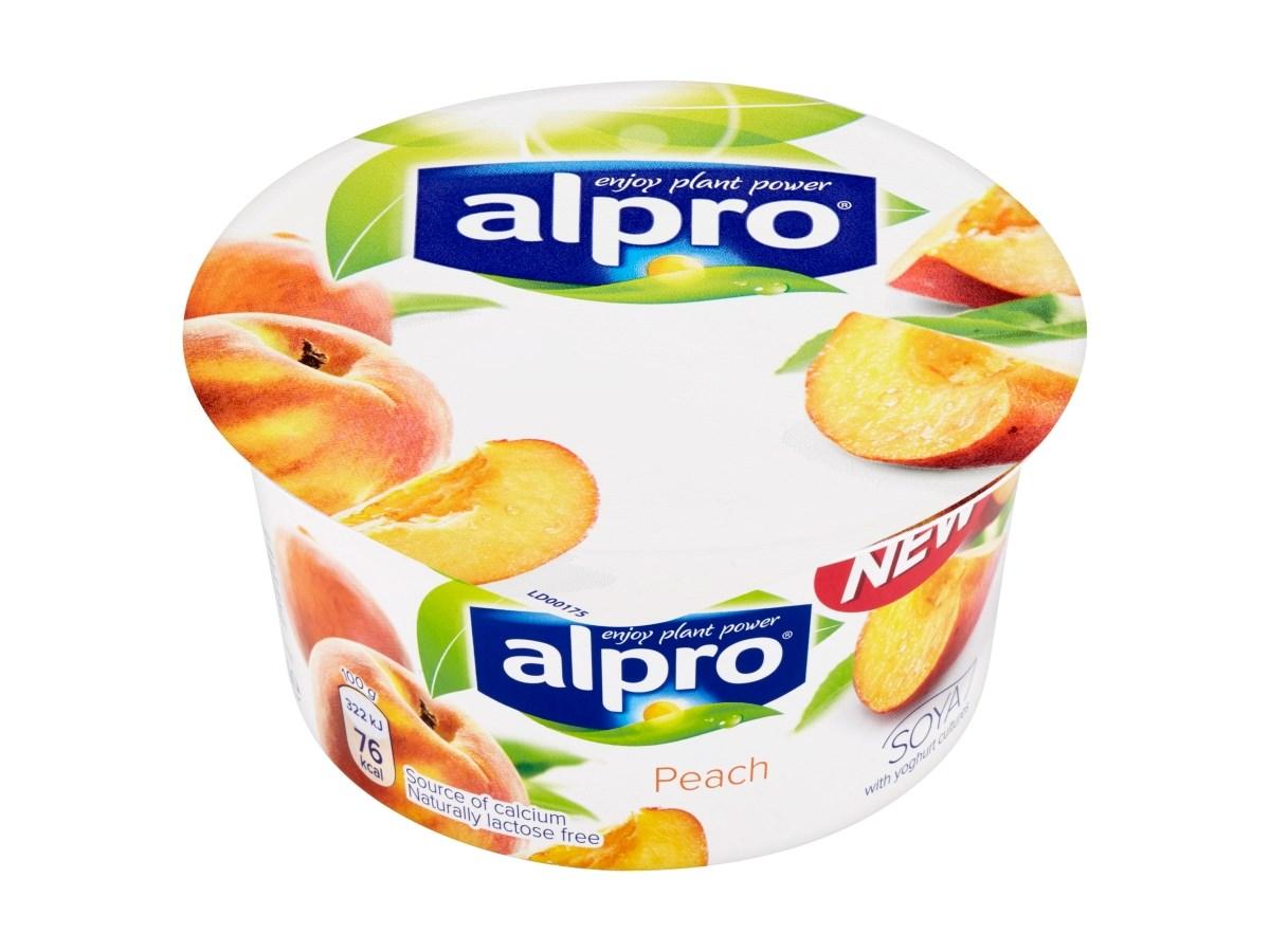 Jogurt broskyňový