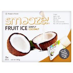 Zmrzlina kokos