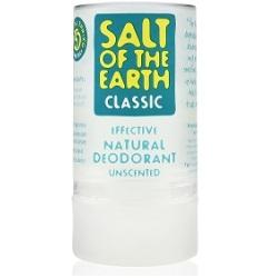 Tuhý kryštalický deodorant
