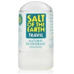 Tuhý kryštalický deodorant cestovný