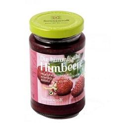 Malinový džem s agáve