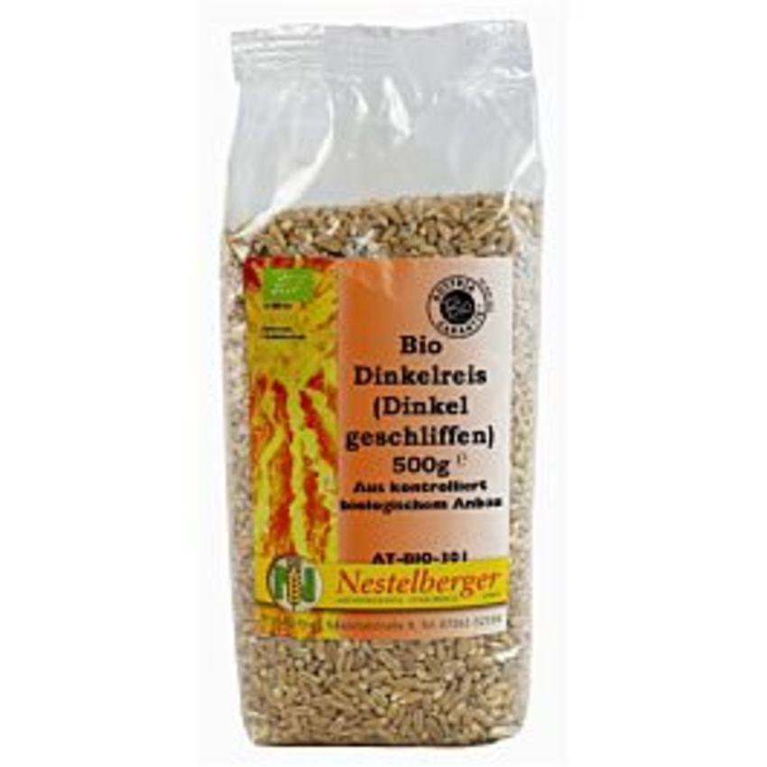 Špaldová ryža