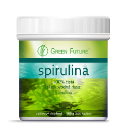 Spirulina 300 tabliet