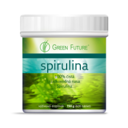 Spirulina 600 tabliet
