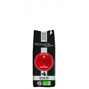 Zrnková káva Stretto