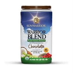 Čokoládový proteín blend