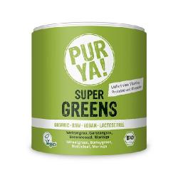 Zelená zmes Super greens