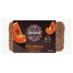Ražný chlieb s tekvicovými semienkami