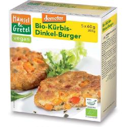 Špaldovo-tekvicové burgery - mrazené