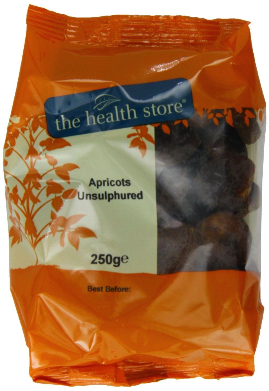 Sušené nesírené marhule 250g