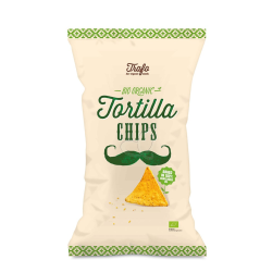 Chipsy tortilla natural