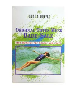 Kúpeľová soľ z Mŕtveho mora
