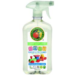 Spray na čistenie detskej izby a hračiek