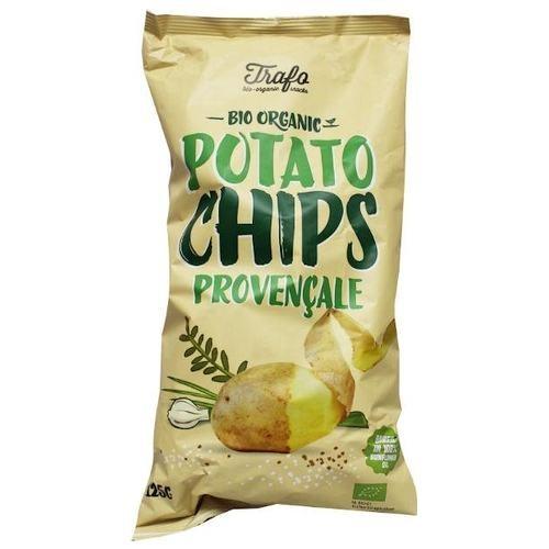 Chipsy provensálske