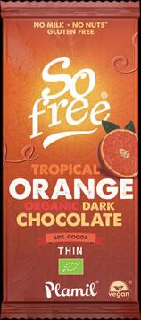 Čokoláda tropical