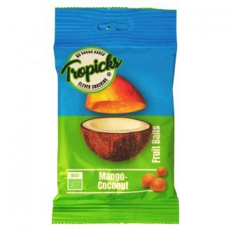 Guličky mango-kokos