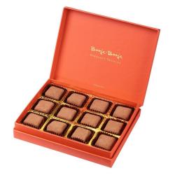 Čokoládovo-orieškové truffles
