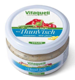 Vegánsky tuniakový šalát