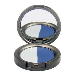 Minerálny očný tieň duo Ultramarine