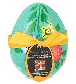 Vajíčko s truffles - slaný karamel