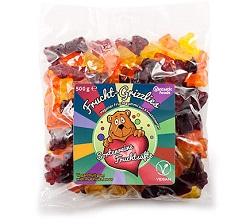 Ovocné medvedíky