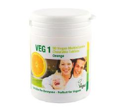 Vitamínový doplnok VEG1 pomaranč