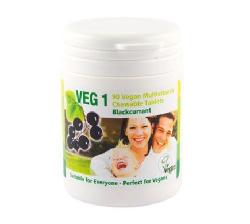 Vitamínový doplnok VEG1 čierne ríbezle