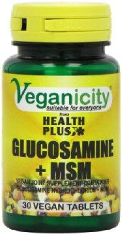 Kĺbová výživa Glukosamín a MSM