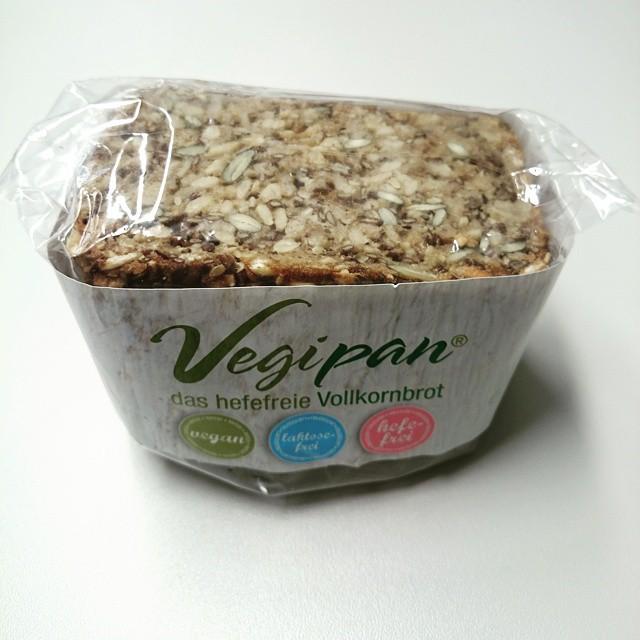 Čistozrnný chlieb Vegipan