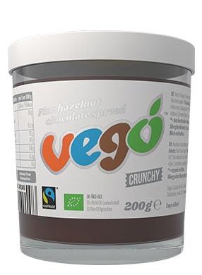 Čokoládová nátierka Vego