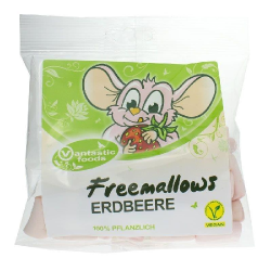 Marshmallows jahodové Vantastic Foods