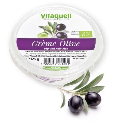 Krémová olivová nátierka
