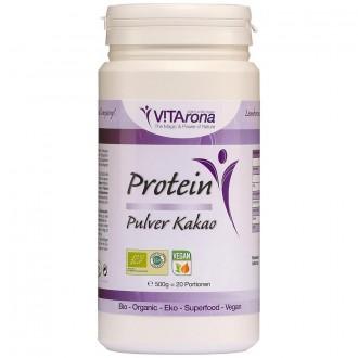 Kakaový proteín
