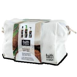 Darčekový kúpeľový set - kokos