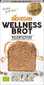 Zmes na chlieb s naklíčenými semienkami