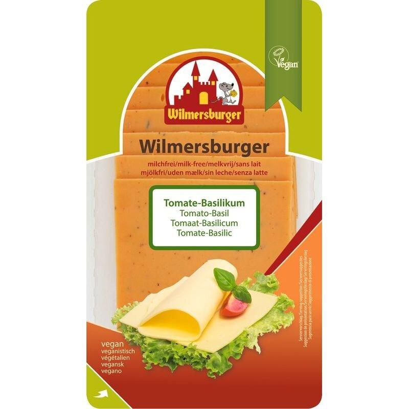 Wilmersburger plátky paradajky-bazalka