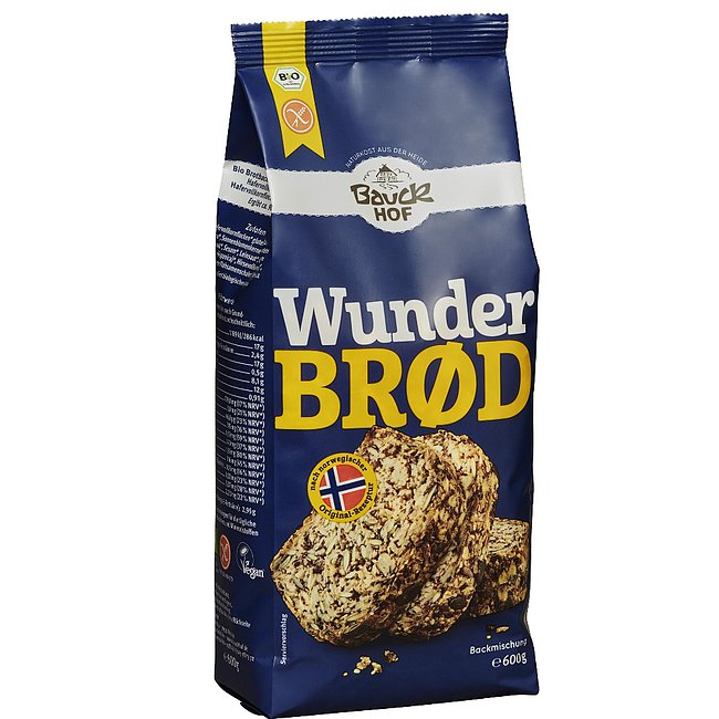 Bezlepková zmes na chleba
