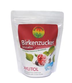 Brezový cukor kryštálový - Xylitol