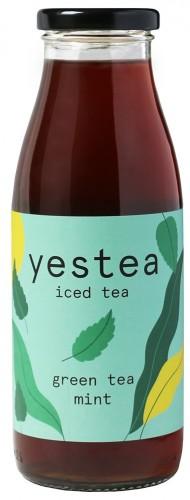 Ľadový čaj mäta Yestea