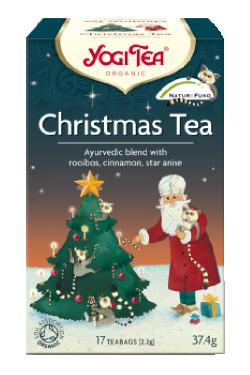 Vianočný čaj Yogitea