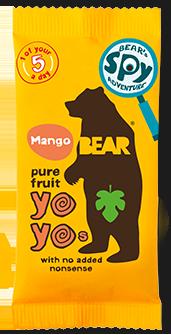 Ovocné YOYO - mango