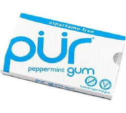 Žuvačky peppermint