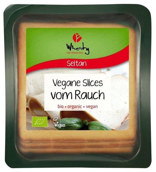 Vegana - E-shop s vegánskymi potravinami - Tofurky Salámový nárez údený 49e2da39ed7