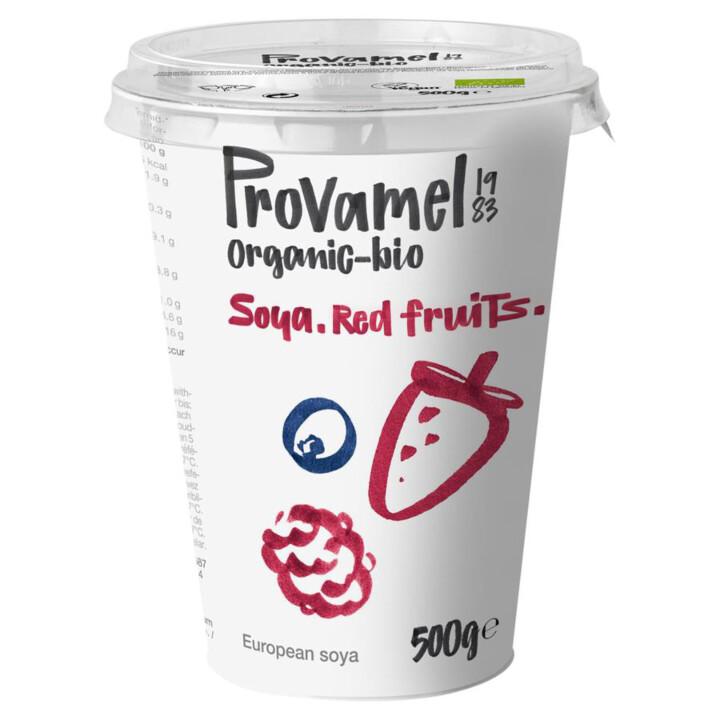 Jogurt ovocný mix