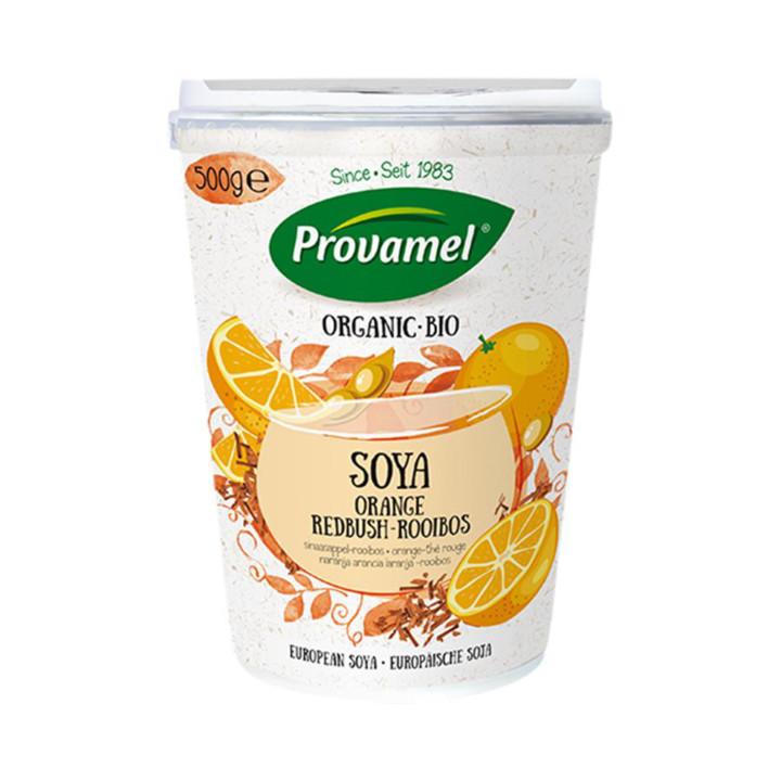 Jogurt rooibos a pomaranč