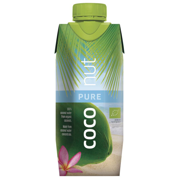 Kokosová voda 330 ml