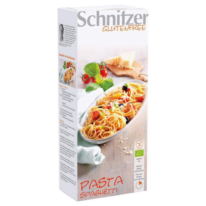Bezlepkové špagety