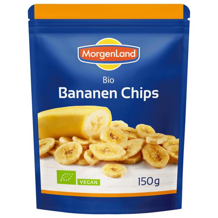 Banánové chipsy