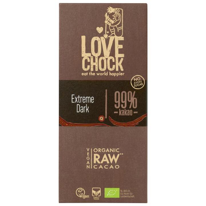 Čokoláda RAW 99% kakaa