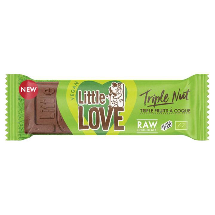 Čokoláda Triple Nut
